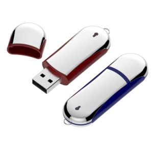 Chromed USB Flash Drive (UF027)
