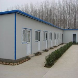 Prefabricated House / Modular House / Portable House for ISO9001 (pH-96) pictures & photos