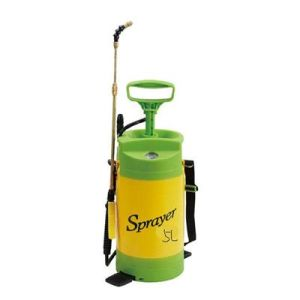 Pressure Sprayer 5liter, 2 Gallon, 5L Air Compression Garden Use with Brass Lance, Air Pressure Gage pictures & photos