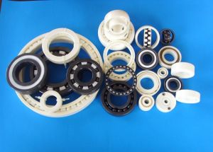 High Speed Hybrid Ceramic Ball Bearing 6202 C4 ABEC5