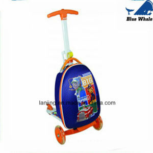 Nickelodeon Kid′s Tmnt Upright Scooter Suitcase/Luggage pictures & photos