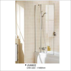 Bathroom Pivot Partition Bathtub Screen pictures & photos