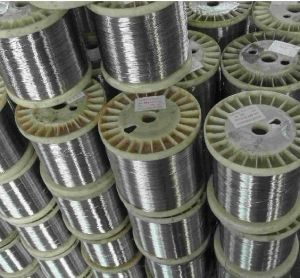 304 316 SUS430 ISO Certification Ultra Thin Stainless Steel Wire/Cable pictures & photos