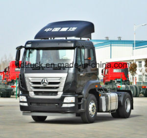 Sinotruk HOHAN 4X2 Tractor Truck Zz4187n3517 for Sale pictures & photos