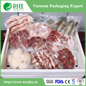 Clear Packaging Freezer Seal Vacuum Bag pictures & photos