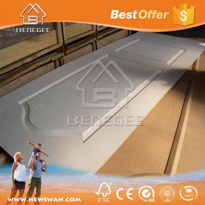 White Primed Mould Door Skin Manufacturer pictures & photos
