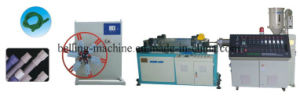 PVC/PP/PE Corrugated Pipe Extruder Machine Line pictures & photos