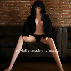 Real Silicone Sex Dolls Japanese Metal Skeleton Adult Sex Dolls pictures & photos