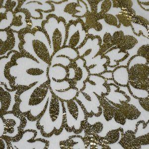 185GSM Polyester Foil Print Super Soft Fleece pictures & photos