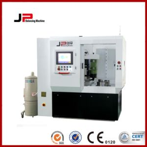 Efficiency Improved Vertical Automatic Balancing Machines with Correction for Brake Disc Clutch pictures & photos
