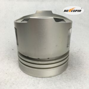 Japanese Engine Isuzu Truck Parts 4bd1 Engine Piston with Square Firebox pictures & photos
