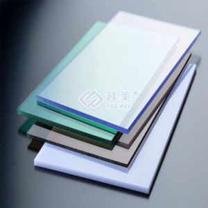 Polycarbonate Solid Sheet pictures & photos