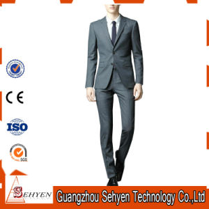 2017 New China Factory Mens Business Suit for Man pictures & photos