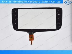 "Customs 4"" Capacitive Touch Panel with Cover Lens for Smart Home Products pictures & photos"