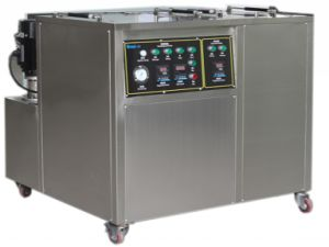 Spray Cleaning Machine with Ultrasonic Tank (TS-L-S1000A) pictures & photos