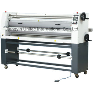 Electrical Hot and Cold Laminating Machine Laminator Ld-1200emr/1650emr