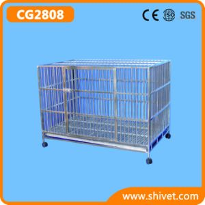 Stainless Steel Dog Cage (CG2808) pictures & photos