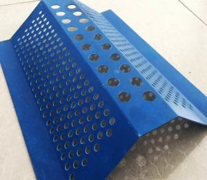 Anti-Wind and Dust Perforated Mesh pictures & photos