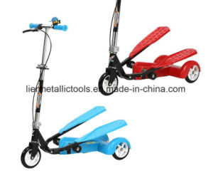 Child Kids Scooter 3 Wheel pictures & photos