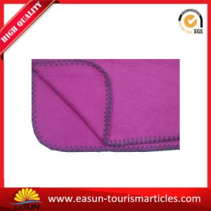 Simple Design Disposable Fleece Airline Blanket pictures & photos