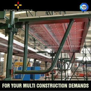 Durable Galvanized Kwikstage Scaffolding pictures & photos