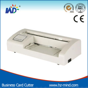 Name Card Cutting Machine (WD-300A) pictures & photos