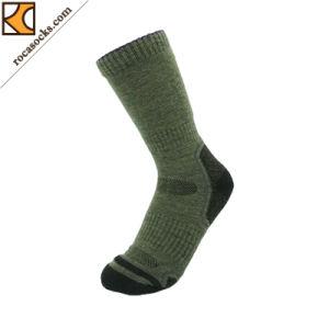 Outdoor Men′s Merino Wool Crew Socks (162009SK) pictures & photos