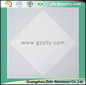 Top Quality Perforated Imitation of Roll Coating Ceiling pictures & photos
