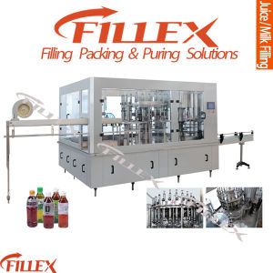 High Quality Juice Beverage Filling Machine pictures & photos