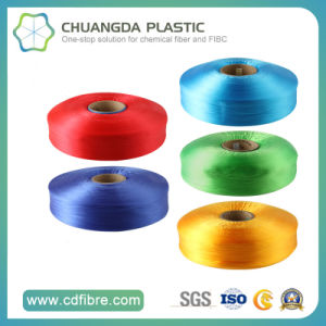 2500d Hand Knitting Yarn Polypropylene Multifilament Yarn with High Strength pictures & photos