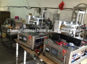 2016 Cheng Hao Brand Sales, Manual Ultrasonic Cosmetic Hose Sealing Machine pictures & photos