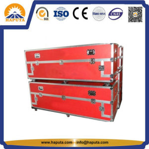Long Red Aluminum ATA Flight Transport Case (HF-1701) pictures & photos