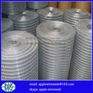"Hot-Dipped Galvanized Square Welded Wire Mesh 1/4"" to 3"" pictures & photos"