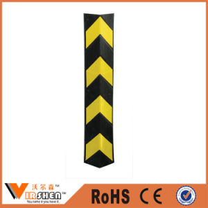 China Wholesale Durable Reflective Rubber Corner Guard pictures & photos