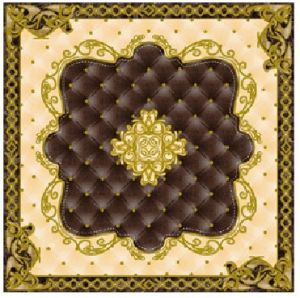 Flower Pattern Carpet Tile Polished Crystal Ceramic Floor Tile 1200X1200mm (BMP42) pictures & photos
