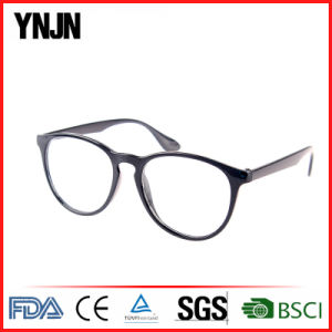 Fashion Custom General Black Optical Round Reading Glasses (YJ-RG202) pictures & photos