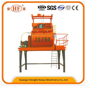 37m3 Productivity Horizontal Portable Concrete Mixer with Ce pictures & photos