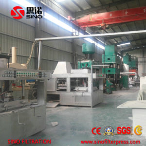 Industrial Hydruailic Membrane Filter Press for Printing and Dyeing Wastewater pictures & photos