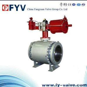 Full Bore Floating Ball Valve pictures & photos