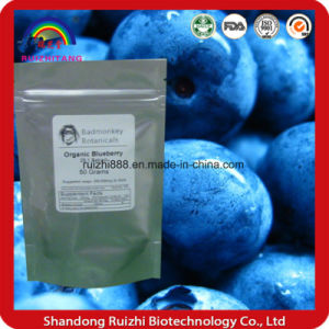 Factory Supply 100% Natural Blueberry Extract Pterostilbene Powder pictures & photos