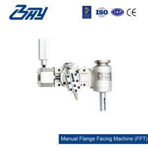 Manual Flange Facing Machine (FFT106) pictures & photos