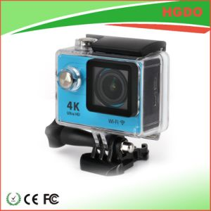 Ultra 4k WiFi Action Camera with 2inch Display Water Resistant pictures & photos