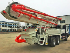 High quality concrete pump boom 42m pictures & photos