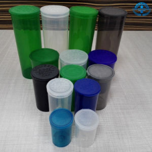 Medical Herb Plastic Vials Pop Top Bottle Vial Pill Box Container pictures & photos