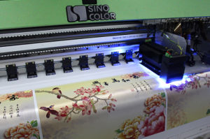 UV Printing Machine UV Roll to Roll Printer pictures & photos