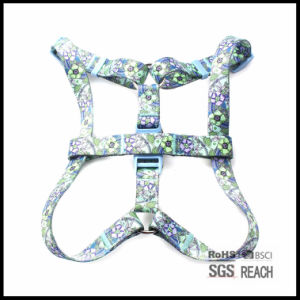 No Minimum Order Cheap Sublimation Printed Pet Dog Harness pictures & photos