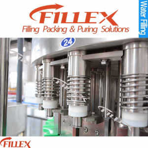 Fillex Bottle Filling Line Plant pictures & photos
