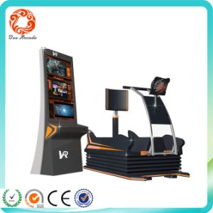 Economic and Reliable Vr Skiing Game Machine with High Quality pictures & photos