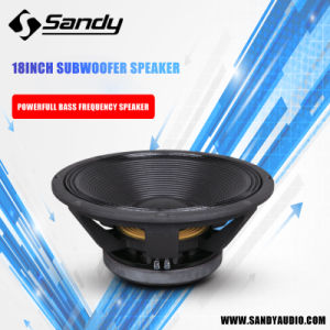 High Power Professional Woofer (18g125) pictures & photos