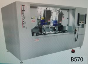 B570 CNC Six Axes Tufting Machine